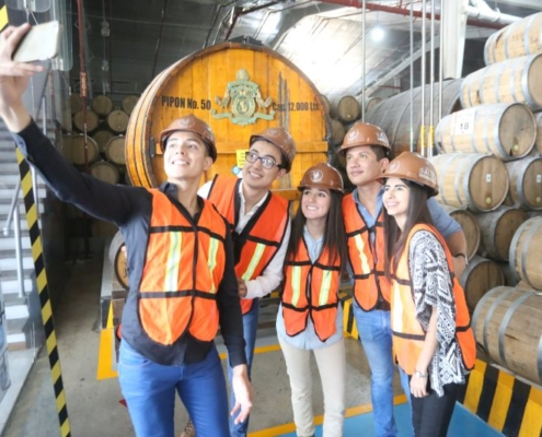 Tour del Tequila Casa Sauza