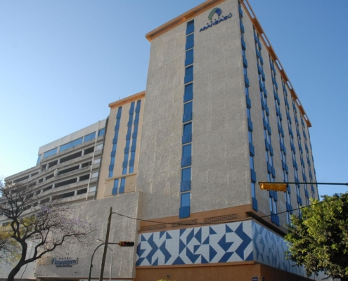 Hotel Aranzazú Centro Histórico